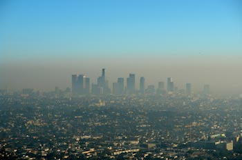 Los Angeles Smog History A Brief History Of Smog Which Led To