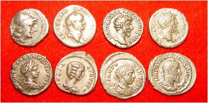 Ancient coin stashes help scholars solve population mystery ...