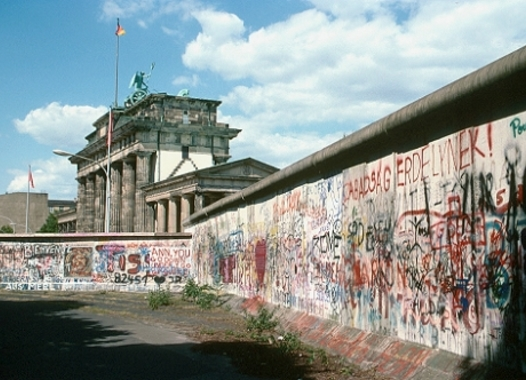 Berlin Wall And The Cold War Stanford Humanities