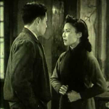 Scene from Chinese film
