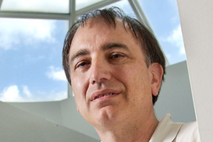 Pat Hanrahan, professor of computer science and of electrical engineering