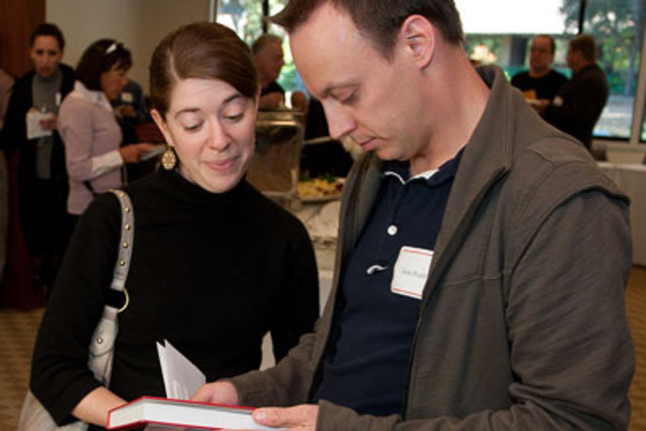 Stanford Humanities Center hosts 20th Annual Publications Celebration