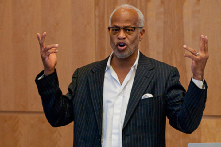 Stanford Professor Harry Elam Jr. honored for contributions to academic theater