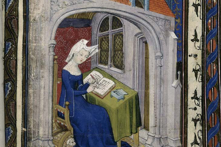 Stanford historian Paula Findlen has studied Renaissance biographies of medieval women and says these often embellished tales represent a kind of feminism.