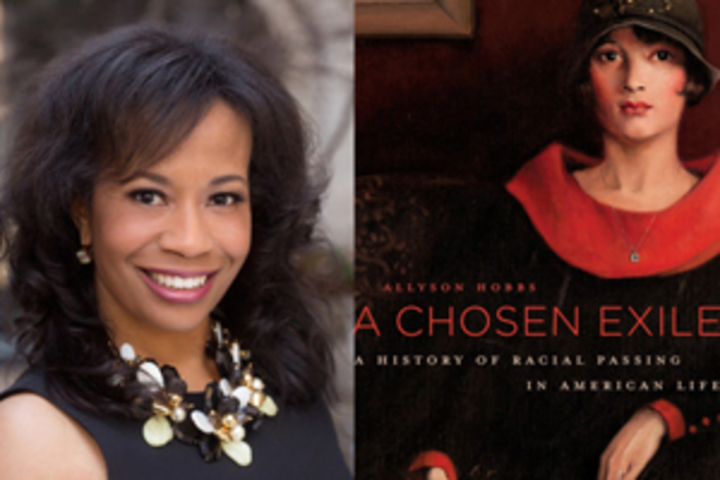 The Organization of American Historians (OAH) has recognized ALLYSON HOBBS, assistant professor of history at Stanford, with two of their annual awards for her book, A Chosen Exile: A History of Racial Passing in American Life.