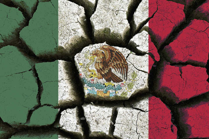 A forthcoming book by Stanford historian Mikael Wolfe is a look at the history of Mexico's severe groundwater shortage.