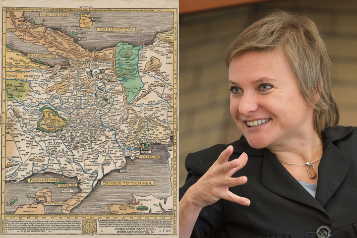 Comparative literature professor is the first to investigate Europe's early modern boundaries through the lens of cartography, poetics, and translation as interlocking Renaissance practices.