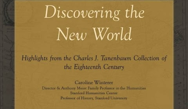 Caroline Winterer: Discovering the New World