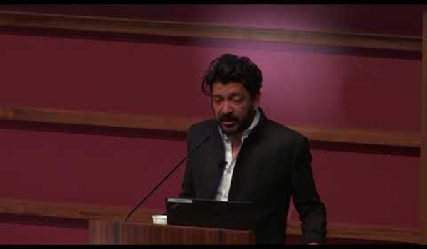 Siddhartha Mukherjee - 2018 Presidential Lecture in the Humanities and Arts