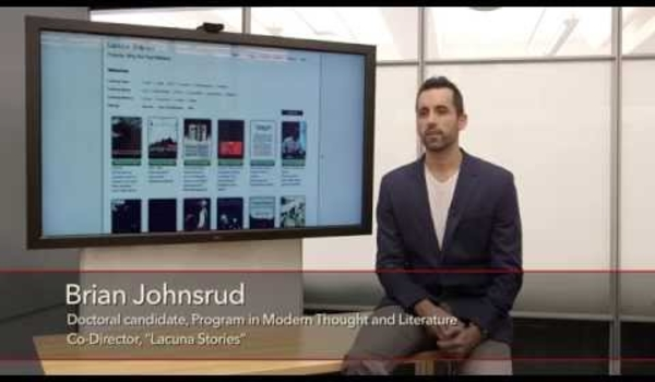 Humanities + Digital Tools: Lacuna Stories