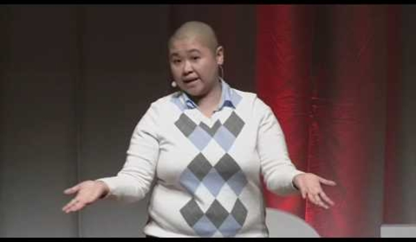 A solo comedic performance with teeth | Thao Nguyen | TEDxStanford