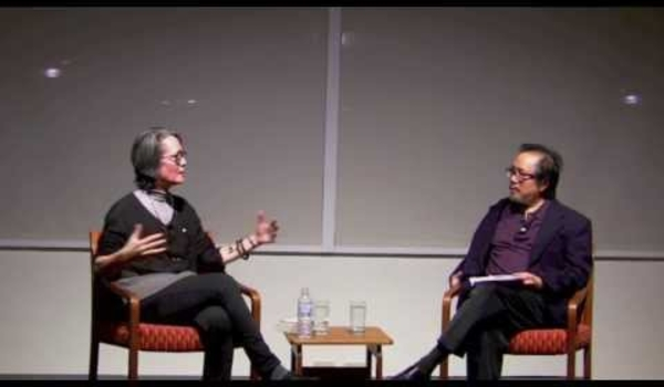 Novelist Ruth Ozeki presents at the Stanford Humanities Center
