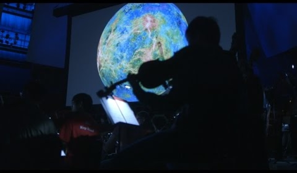 "Stanford Symphony Orchestra performs multimedia adaptation of ""The Planets"""