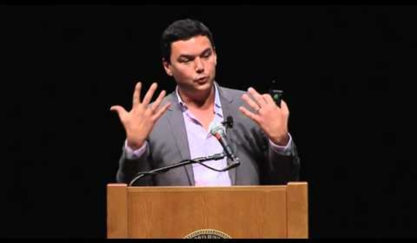 "2015 Arrow Lecture in Ethics and Leadership: Thomas Piketty ""Capital in the 21st Century"""