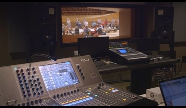 Stanford students record Haydn's Lord Nelson Mass in Bing Concert Hall