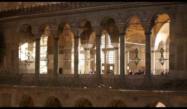 The Voice of Hagia Sophia