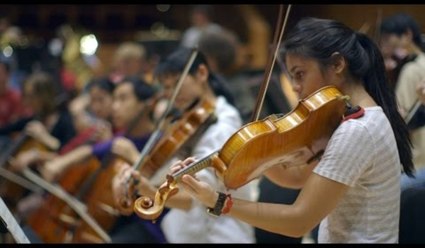Stanford Symphony Orchestra performs Mahler's Symphony No. 6