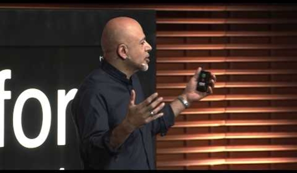 The Great Lie that Tells the Truth | Abraham Verghese | TEDxStanford