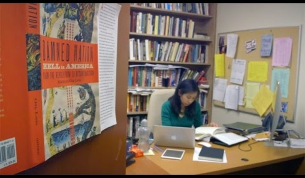 Stanford scholar reveals how fears of damnation affected American history