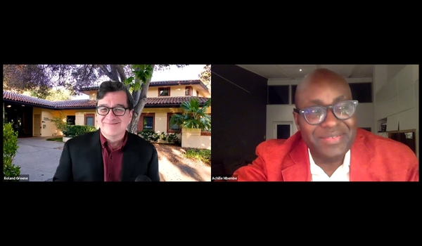 Presidential Lecture: Achille Mbembe