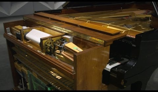 Stanford's new player piano collection brings sounds of history to life